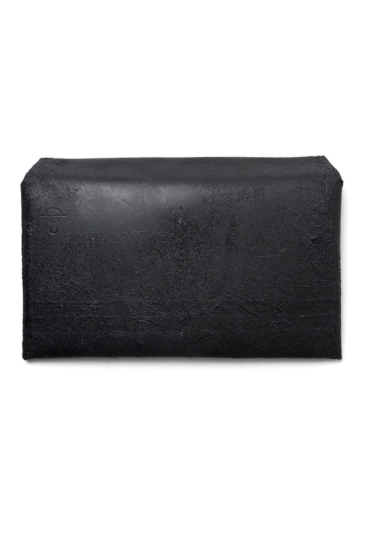 封筒型ウォレット [黒い壁] / mw02-bk