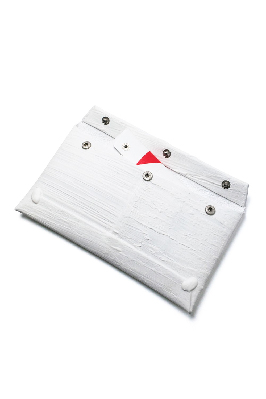 封筒型ウォレット [ホワイト] / mw02-wh
