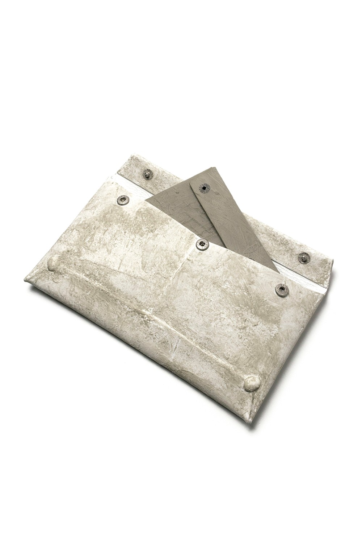 【お取り寄せ可能】封筒型コインケース [グレー] / mw01-gr