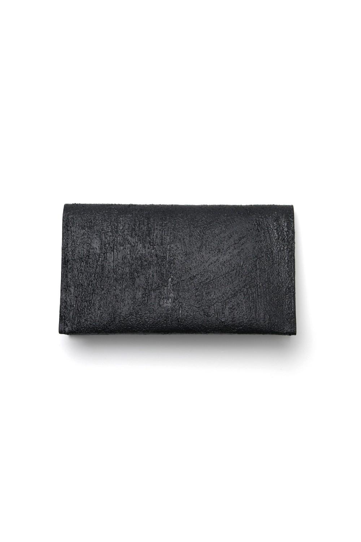 【お取り寄せ可能】カードケース(名刺入れ) [黒い壁] / C01-bk