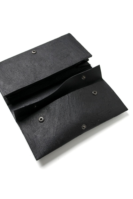 長財布 [黒い壁] / mw07-bk