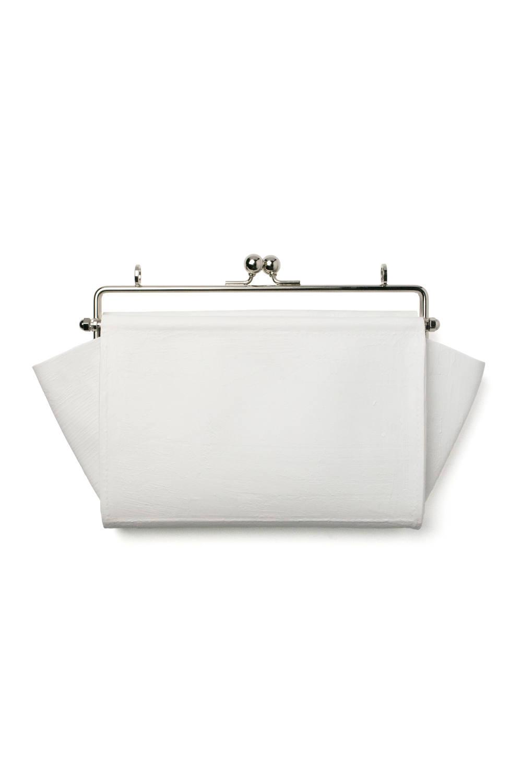 何かのパーツ長財布 [ホワイト] / mw05-wh