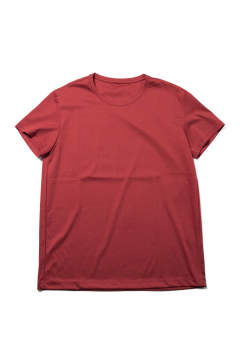 【17AW】TS-Plain [RED] / TO01