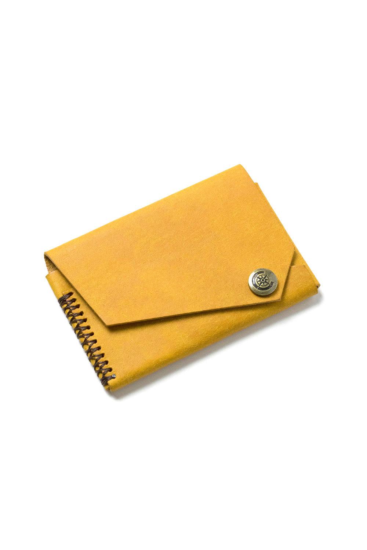 カードケース [イエロー] / Card Case [YELLOW]
