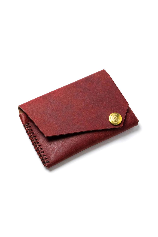 カードケース [レッド] / Card Case [RED]