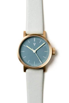 【VOID WATCHES】V03P - LIGHT GREY [28mm]