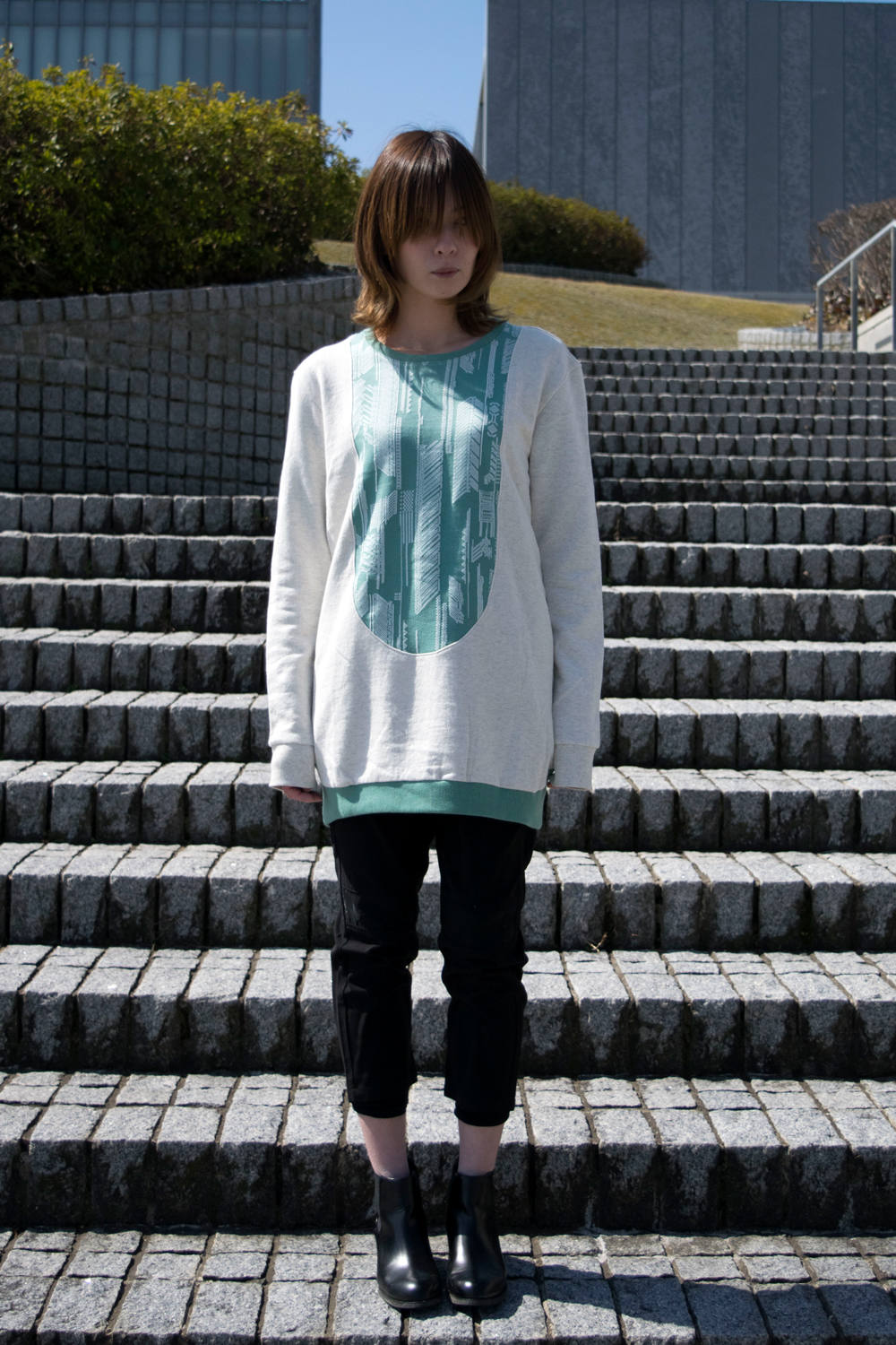 【14AW】UプルGR [GREEN] / AW14TO04