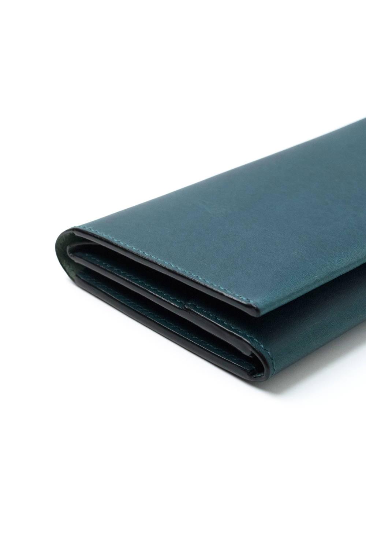 【19SS】LERAY - Long wallet [BLUE] / ルレイ - 長財布 [ブルー]