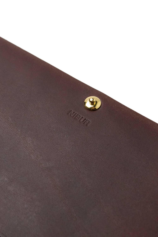 【19SS】LERAY - Long wallet [BROWN] / ルレイ - 長財布 [ブラウン]