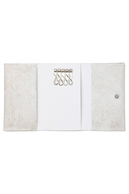 カード&キーケース [ナチュラルホワイト] / C&K01-nwh