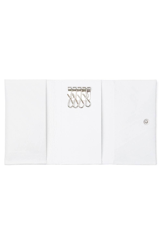 カード&キーケース [ホワイト] / C&K01-wh