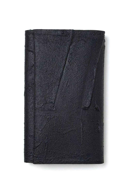 【お取り寄せ可能】カード&キーケース [黒い壁] / C&K01-bk