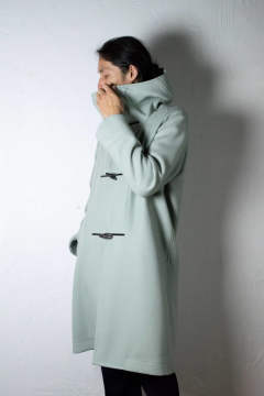 【18AW】Toggle Calm Coat [GLASS] - 寛トグル [グラス] / OU04
