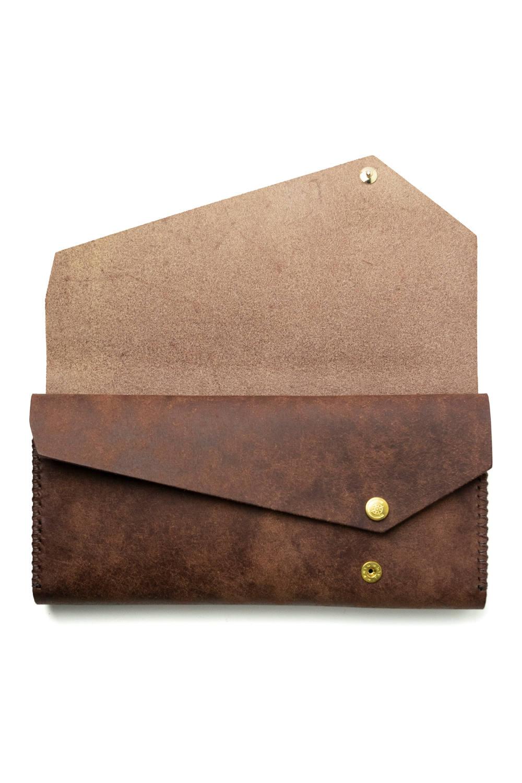 長財布 (レディース) [ブラウン] / Long Wallet III [BROWN]