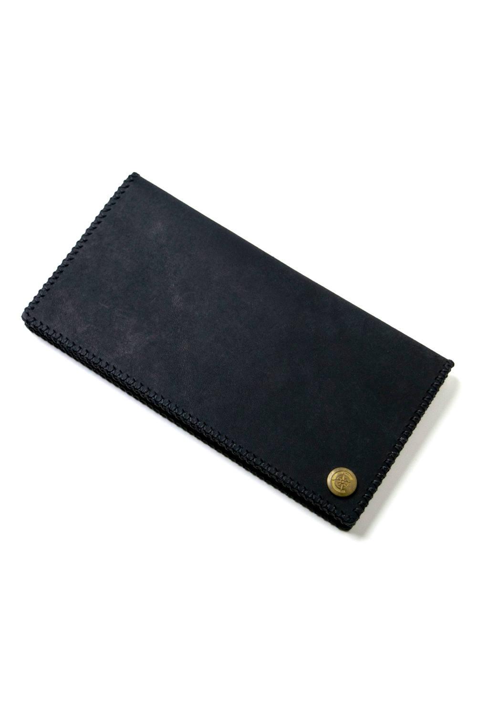 長財布 (コインなし) [ブラック] / Long Wallet I [BLACK]