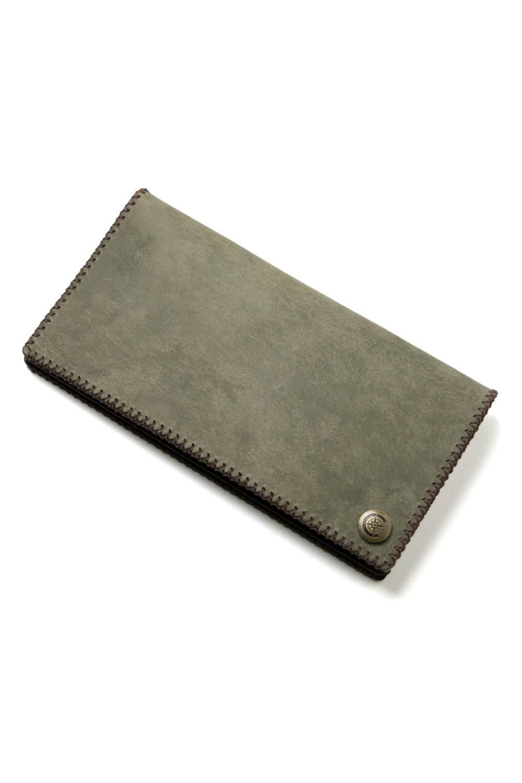 長財布 (コインあり) [カーキ] / Long Wallet II [KAHKI]