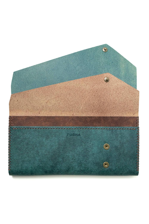 長財布 (レディース) [ブルー] / Long Wallet III [BLUE]