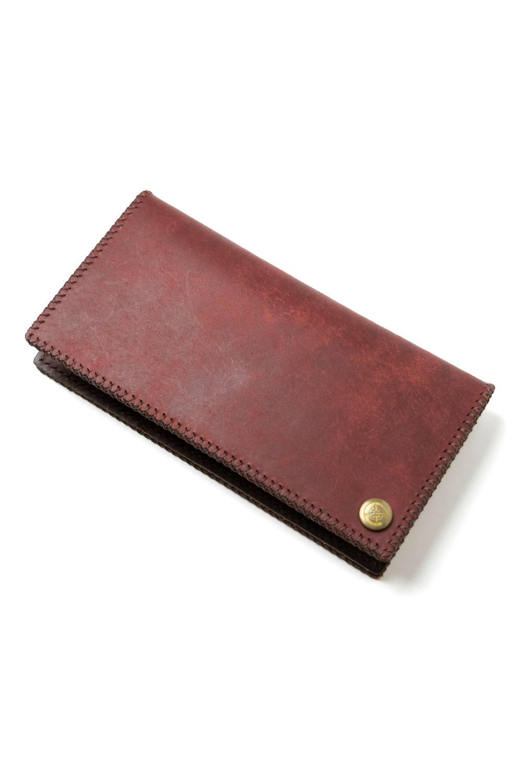 長財布 (コインあり) [レッド] / Long Wallet II [RED]