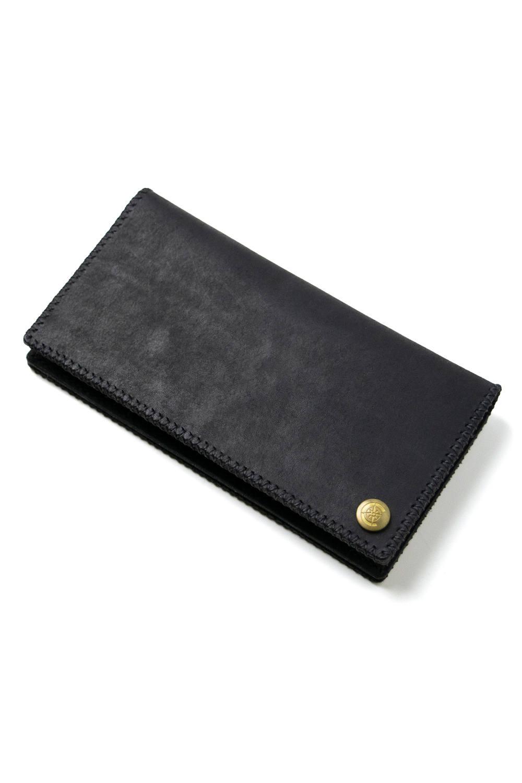 長財布 (コインあり) [ブラック] / Long Wallet II [BLACK]