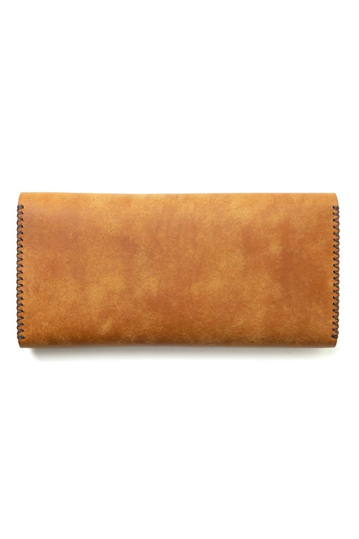 長財布 (レディース) [キャメル] / Long Wallet III [CAMEL]