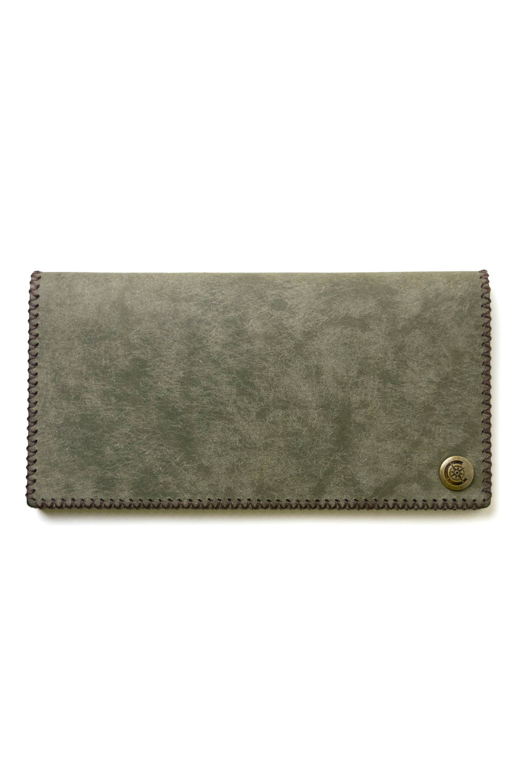 長財布 (コインなし) [カーキ] / Long Wallet I [KAHKI]