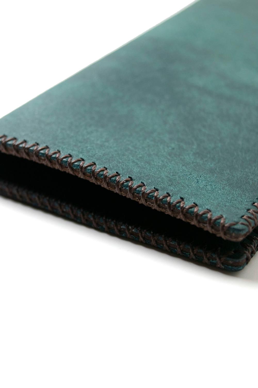 長財布 (コインなし) [ブルー] / Long Wallet I [BLUE]