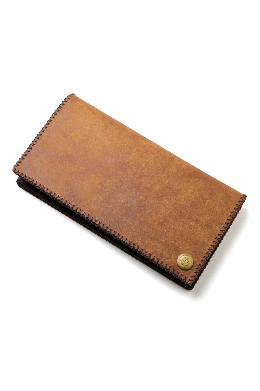 長財布 (コインあり) [キャメル] / Long Wallet II [CAMEL]