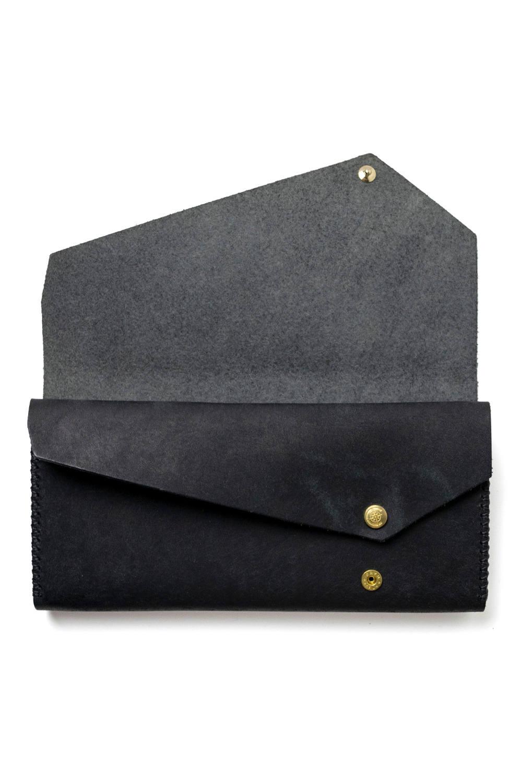 長財布 (レディース) [ブラック] / Long Wallet III [BLACK]