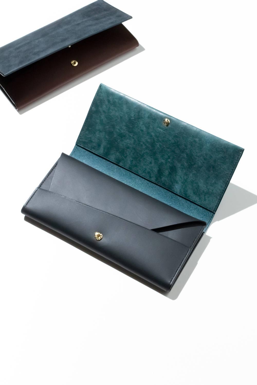 【19SS】LERAY BC - Long wallet [BLUE] / ルレイ ビーシー - 長財布 [ブルー]