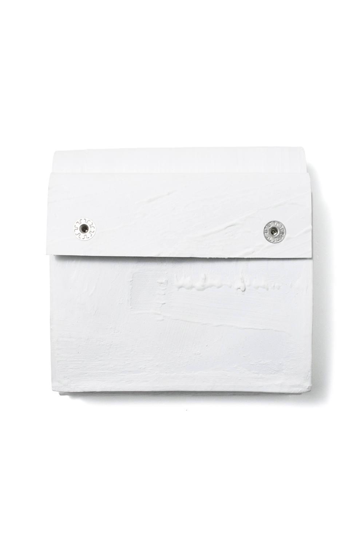 三つ折り財布 [ホワイト] / mw12-wh