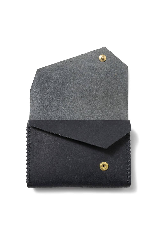 カードケース (ワイド) [ブラック] / Card Case W [BLACK]
