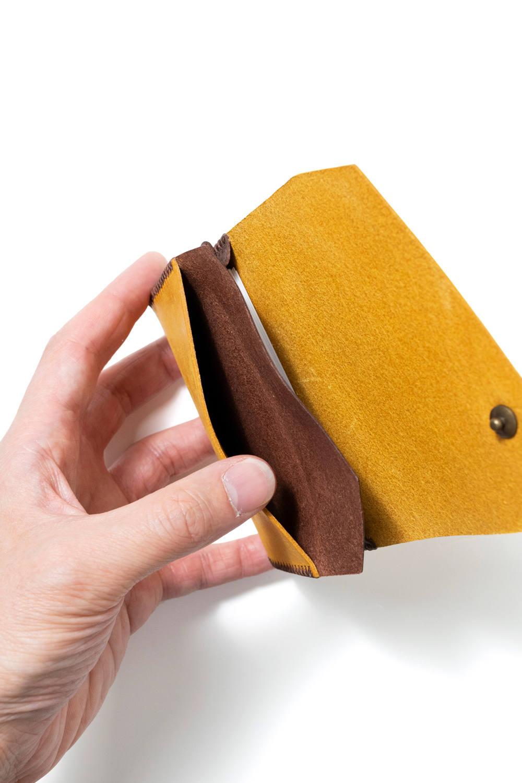 カードケース (ワイド) [イエロー] / Card Case W [YELLOW]