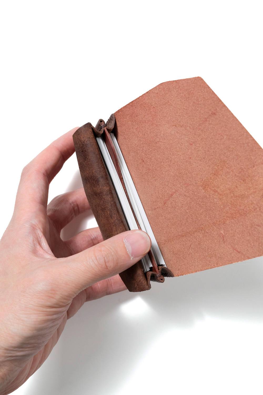カードケース (ワイド) [レッド] / Card Case W [RED]