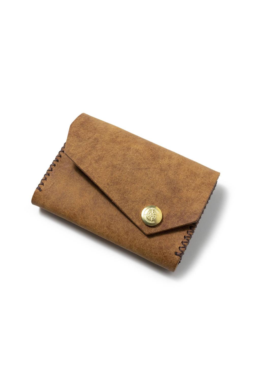 カードケース (ワイド) [キャメル] / Card Case W [CAMEL]