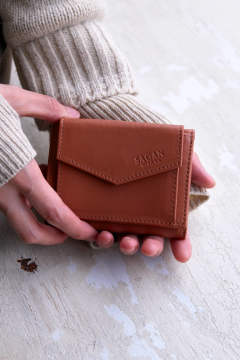 【20SS】WALLET TRIPTYCH [MIELE] / M_WN5